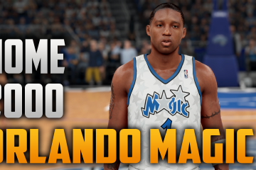 2191e5fba italy nba 2k16 orlando magic tracy mcgrady era home jersey tutorial 031f8  0dfbe
