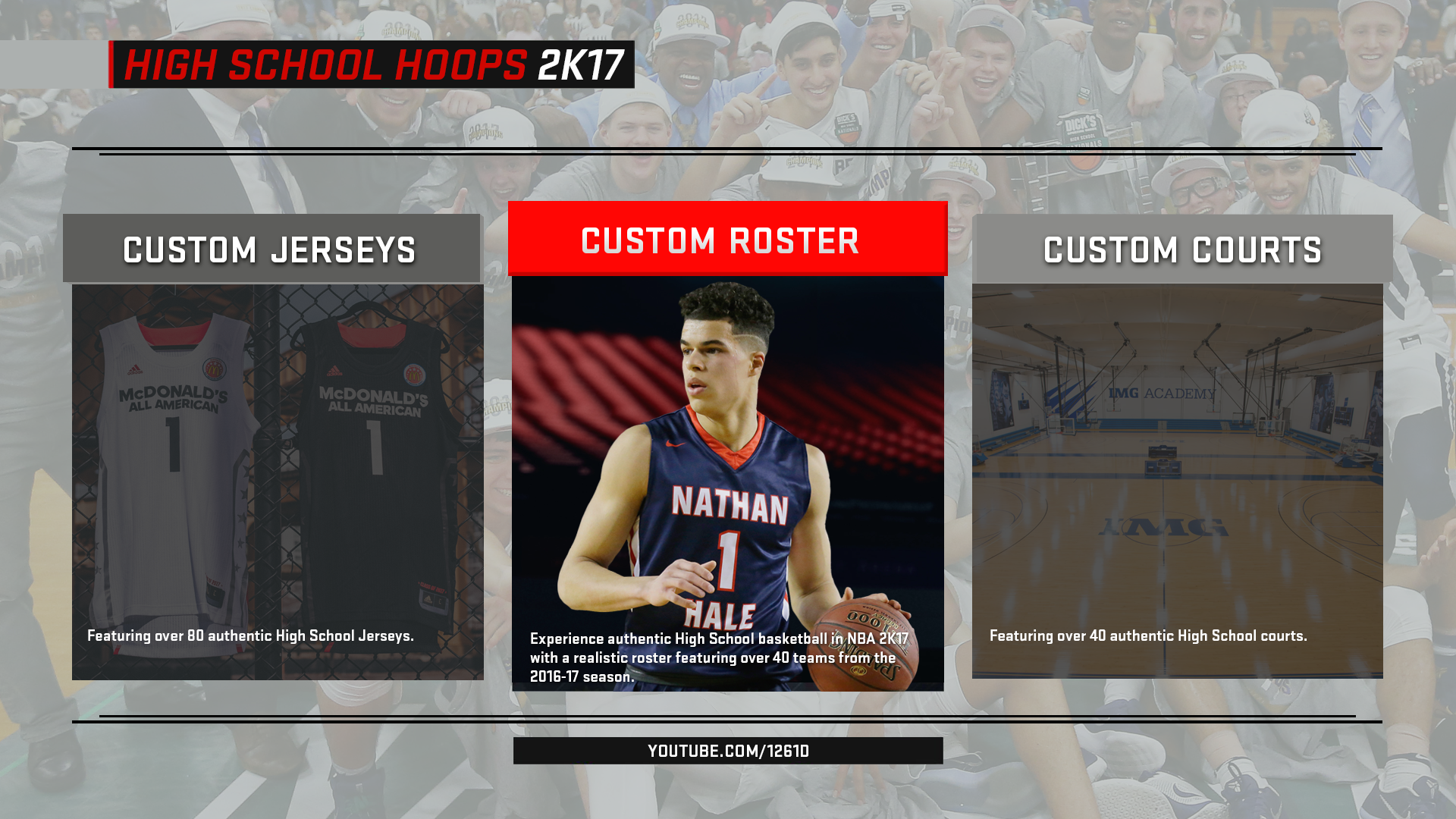 How To Set Up High School Hoops 2K17 – NBA 2K20