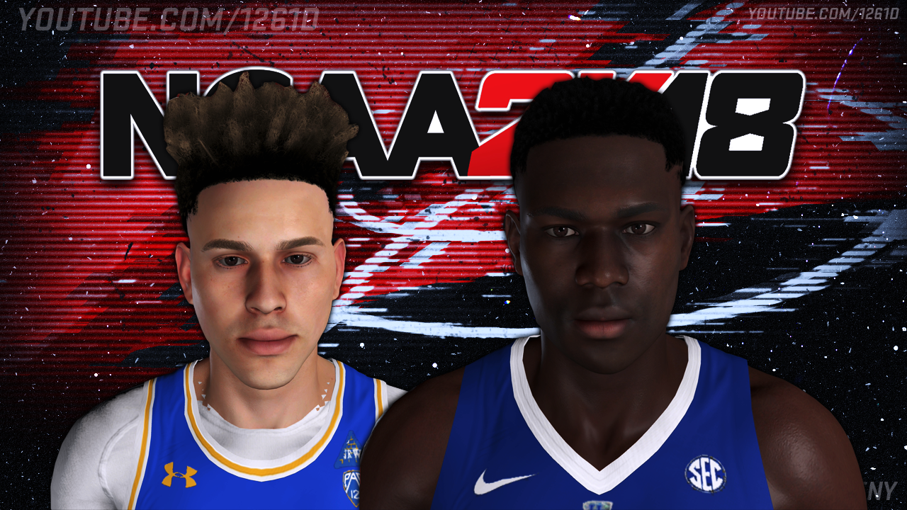 How To Add LaMelo Ball & Zion Williamson To The NBA 2K18