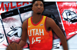 1331b4083 NBA 2K18 Jersey   Court Tutorial – NBA 2K19