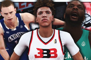 NBA 2K18 – How To Use PC Mods (Arenas & Courts) On PS4 & Xbox One