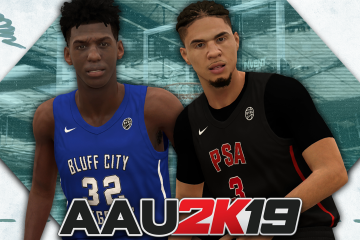 NBA 2K19 New Create A Player Feature & Player DNA Info – NBA