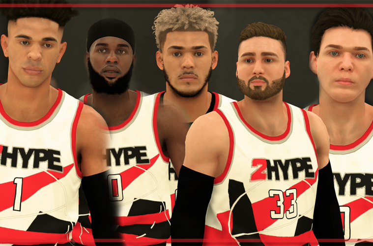 NBA 2K20 – Page 15 – Rosters, Mods, Jerseys, Courts, Player