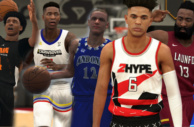 NBA 2K20 – Page 14 – Rosters, Mods, Jerseys, Courts, Player