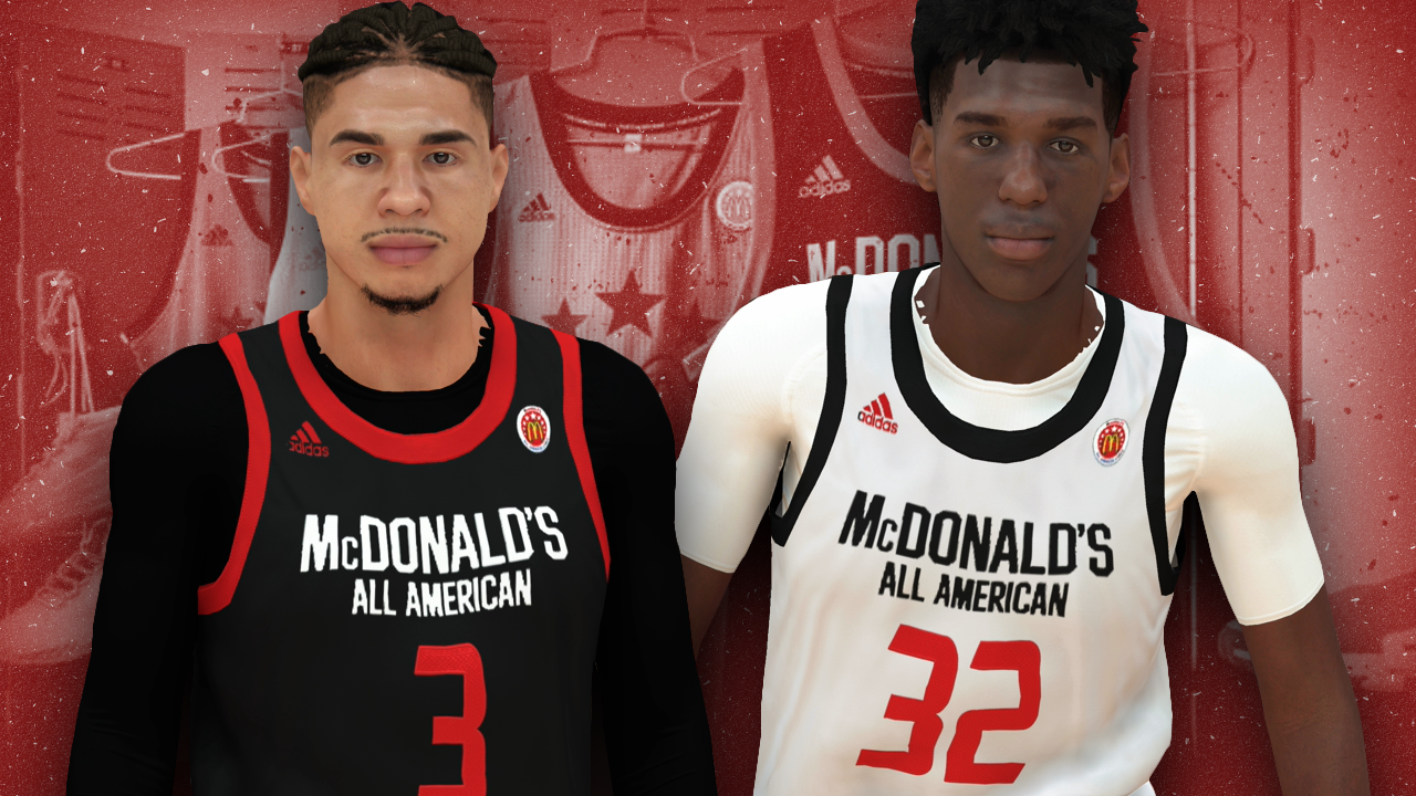 73924ca9a704 2019 McDonalds All American Game In NBA 2K19 High School Hoops 2K19 (PS4) –  NBA 2K19