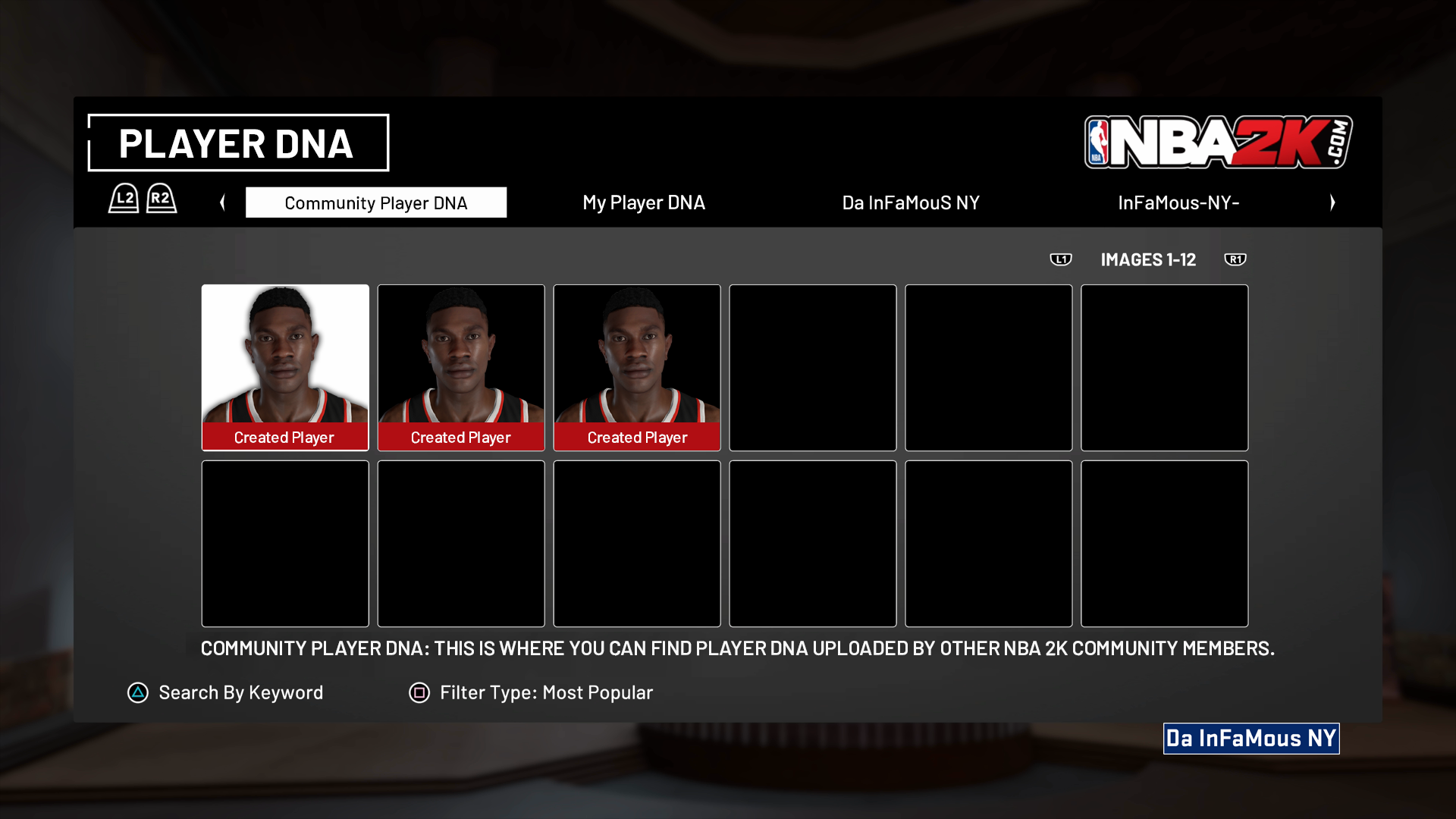 NBA 2K20 Ultimate Create A Player, Roster Creator, Draft