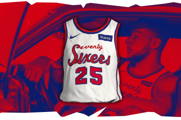 quality design d3cdd dbc41 NBA 2K19 – 2019-20 Philadelphia 76ers Alternate Jersey ...