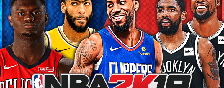 Nba 2k19 Page 7 Rosters Mods Jerseys Courts Player Creations